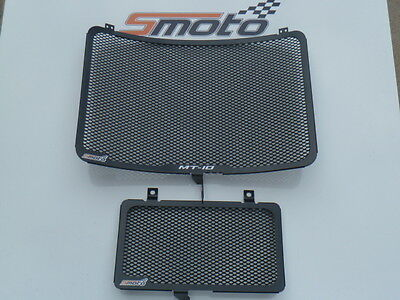 Yamaha MT-10 mt-10 SP  Rad Guard Radiator Guard plus Oil cooler Guard