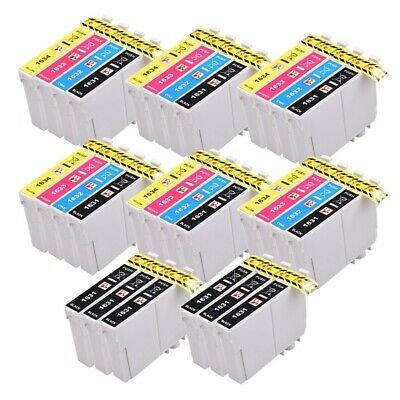 Cartuchos de tinta Non Oem para Epson WorkForce WF2750DWF WF2630WF T1631 16XL