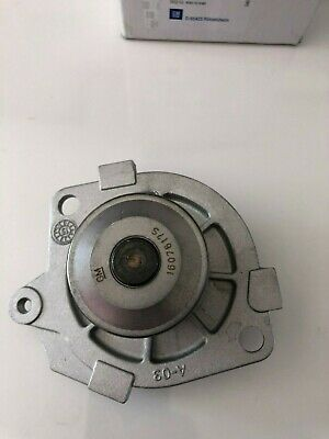 Genuine Vauxhall Water Pump1.9 8V Astra - Signum - Vectra - Brand New - 95518855