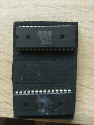Commodore SID 6581 Sound Chips