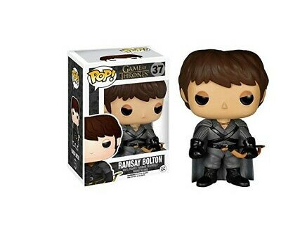 FUNKO POP Game of Thrones Ramsay Bolton 37# Vinyl Action Figures Collectible toy