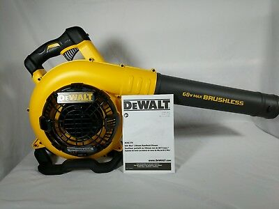 DEWALT FLEXVOLT 60V MAX Handheld Blower (Tool Only) DCBL770B New