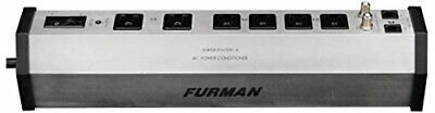 Furman PST-6 6-outlet Power Strip / Conditioner and Surge Protector