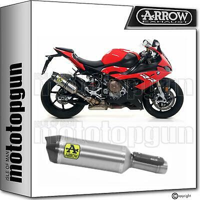 Arrow Silencer Homologated Race-Tech Cc Alluminium Bmw S 1000 Rr 2019 19
