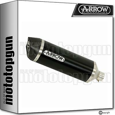 Arrow Silencer Homologated Race-Tech Cc Black Kawasaki Z-400 Z400 2019 19