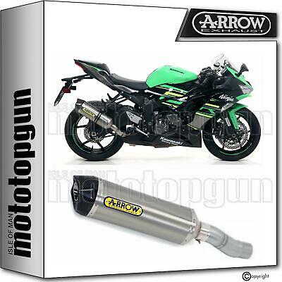 Arrow Silencer Homologated Race-Tech Cc Kawasaki Ninja Zx-6R 636 2019 19