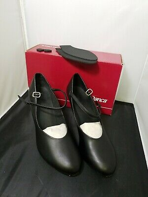"So Danca CH53 3"" Character Dance Shoe Women's Size 8.5 L"