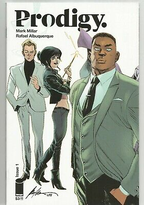 PRODIGY #2 Charest Cover C Variant Image Comics 2019 NM 01//09//19