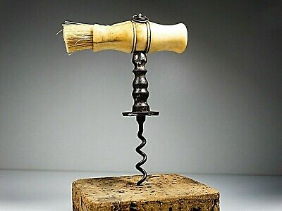 Antique Victorian Corkscrew 19Th Century Very Collectible