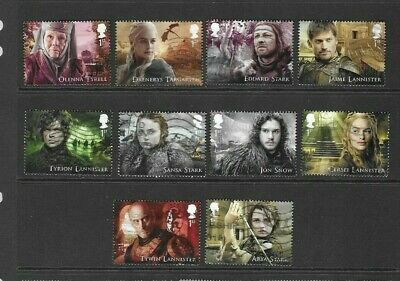 2018 Game of Thrones used