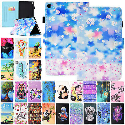 For Amazon Kindle Paperwhite 1/2/3 Case Smart Stand Leather Magnetic Flip Cover