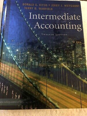 INTERMEDIATE ACCOUNTING 12TH Edition Hard Cover