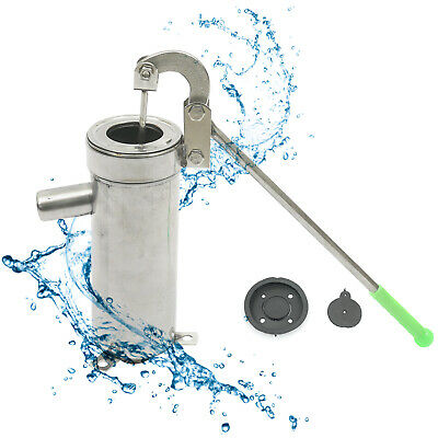 Manual Water Pump Domestic Well Hand Shake Suction Pump for groundwater Pump USA