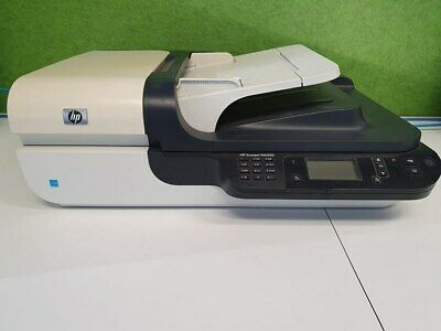 HP Scanjet N6350 (L2703A) Networked Document Flatbed Scanner