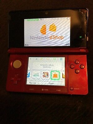 NINTENDO 3DS FIRE RED Amazon price $89 00 (used) - $46 00 | PicClick