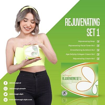 Skin Magical Rejuvinating Set 1 ORIGINAL🇵🇭