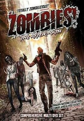 ZOMBIES: THE AFTERMATH (Region 1 DVD,US Import,sealed.)