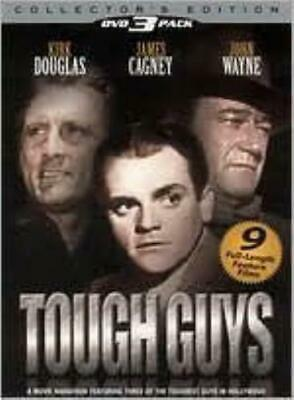 TOUGH GUYS: 9 FEATURE FULL-LENGTH FILMS (Region 1 DVD,US Import,sealed.)