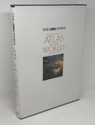 Times Comprehensive Atlas of the World, Eleventh Edition -TIMES ATLAS OF THE WO