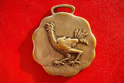 Extremely rare US Early 1900s Aultman & Taylor Machinery Company Watch Fob NR