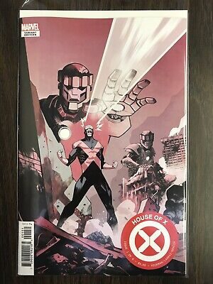 House Of X #1 (2019) Marvel Comics Hickman 1:10 Mike Huddleston Variant Cover