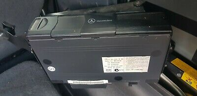 Mercedes W163 Ml Auto Cd Changer With Cartridge A1638201589