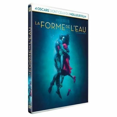 """DVD """" the Shape of Water """" - Sally Hawkins, Michael Shannon, New Blister Pack"""