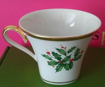 Lenox ~ HOLIDAY (DIMENSION) Collection ~ Square Cup ~ NEW!