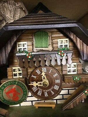 Cuckoo clock from the Original Black Forest, By Herbert Here