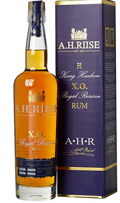 A.H. Riise XO Royal Reserve Kong Haakon Special Edition 0,7 l