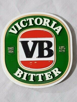 VB Victoria Bitter Beer Tap Top