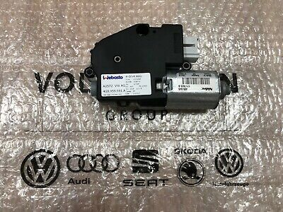 GENUINE AUDI A6 RS6 - ELECTRIC SUNROOF MOTOR Panoramadach - 4G9959591 4G9959591A