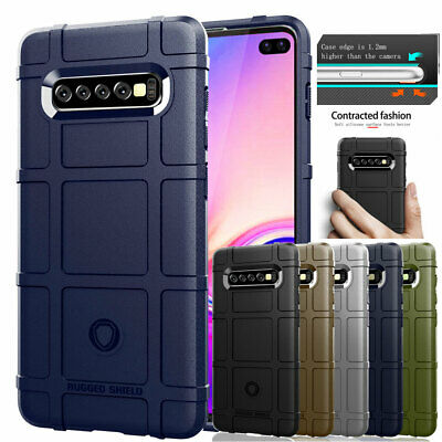 Shockproof Rugged Armor Case Cover for Samsung Galaxy Note 10 Pro S10 S8 S9 Plus