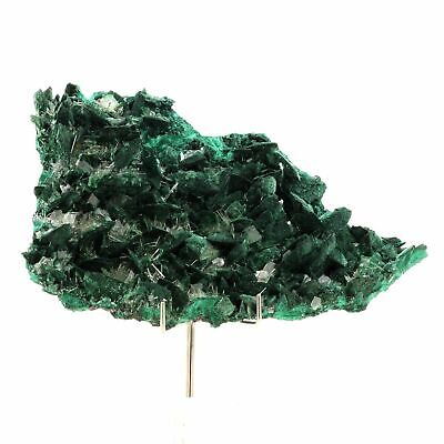 Malachite + Barium 894.4 Ct. Milpillas Mine, Sonora, Mexico