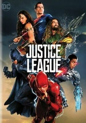 Justice League New DVD Special Edition Free shipping