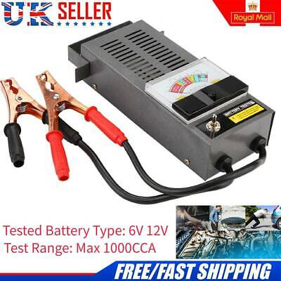 Parts Master 84094 12 Volt Battery and Alternator Voltage and Condition Analyzer