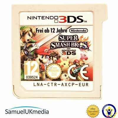 Super Smash Bros 3DS (Nintendo 3DS) (Cartridge Only) **GREAT CONDITION**