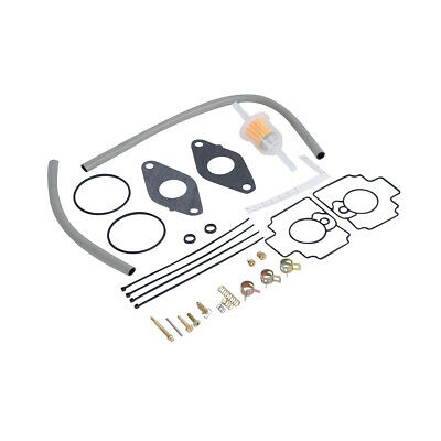 CARBURETOR REBUILD KIT For John Deere Mower 345 425 445