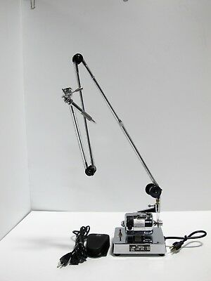 Super-Dent  Rugby Dental Jewelry Laboratory Engine w/ Arm, Handpiece, Foot Pedal