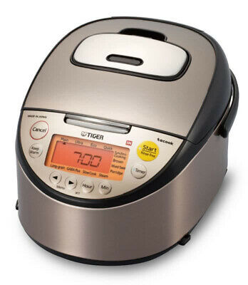 New Tiger - Multi-functional Rice Cooker - JKT-S10A