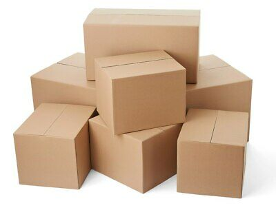 Shipping Boxes Packing Corrugated Boxes - Many Sizes Available
