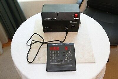 ILFORD Multigrade 500SUL Power Supply + Power Cord. ONLY. No Controller. Tested!