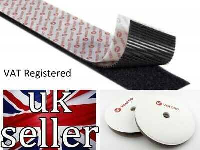 VELCRO PS51/PS521 Heavy-Duty self adhesive tape 50mm wide x 50mm x 200mm length