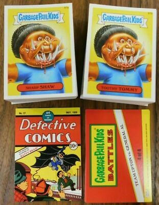 Garbage Pail Kids - Series 2 2014 - Base Set With/Without Battle & Comic Sets