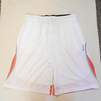 Mens shorts Mesh White red blue purple green Yellow small med large xl 2x 3x 4x