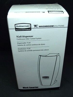 New Rubbermaid T-Cell Odor Control Dispenser 1793547