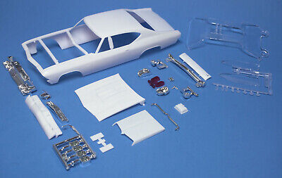 RESIN L88 HOOD for '69 Chevelle AMT 1/25 NEW! - $6 75 | PicClick