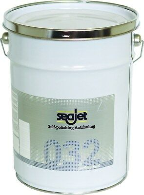 Seajet 032 Professional Antifouling 3,5 Litre Couleurs Selbspolierend Bootsfarbe
