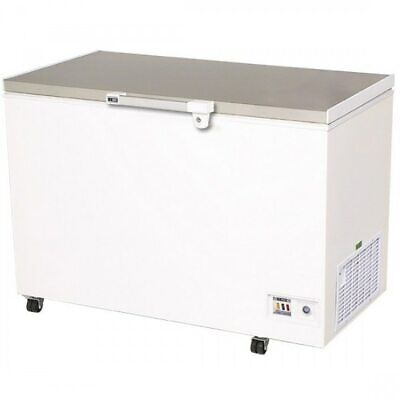 Bromic - Chest Freezer 296L Flat Top/Stainless Steel - CF0300FTSS