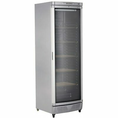 Bromic - Wine Chiller 345L with Curved Glass Door + LED Lights - WC0400C LED